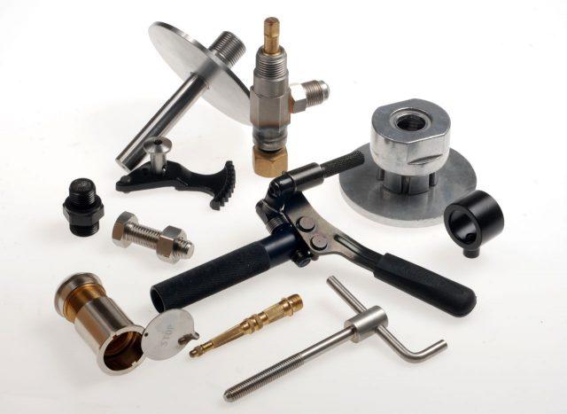 Décolletage de pièces : Sous-ensembles et fonctions