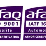 ISO 9001 et IATF 16949